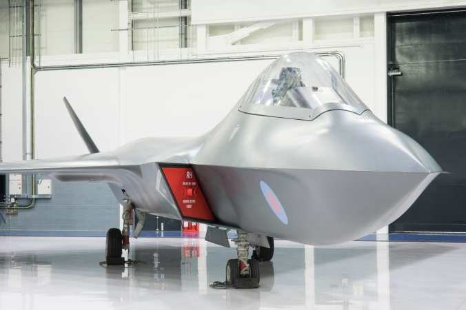Defence Secretary sets sights on next century of British air power as major fighter jet milestones reached