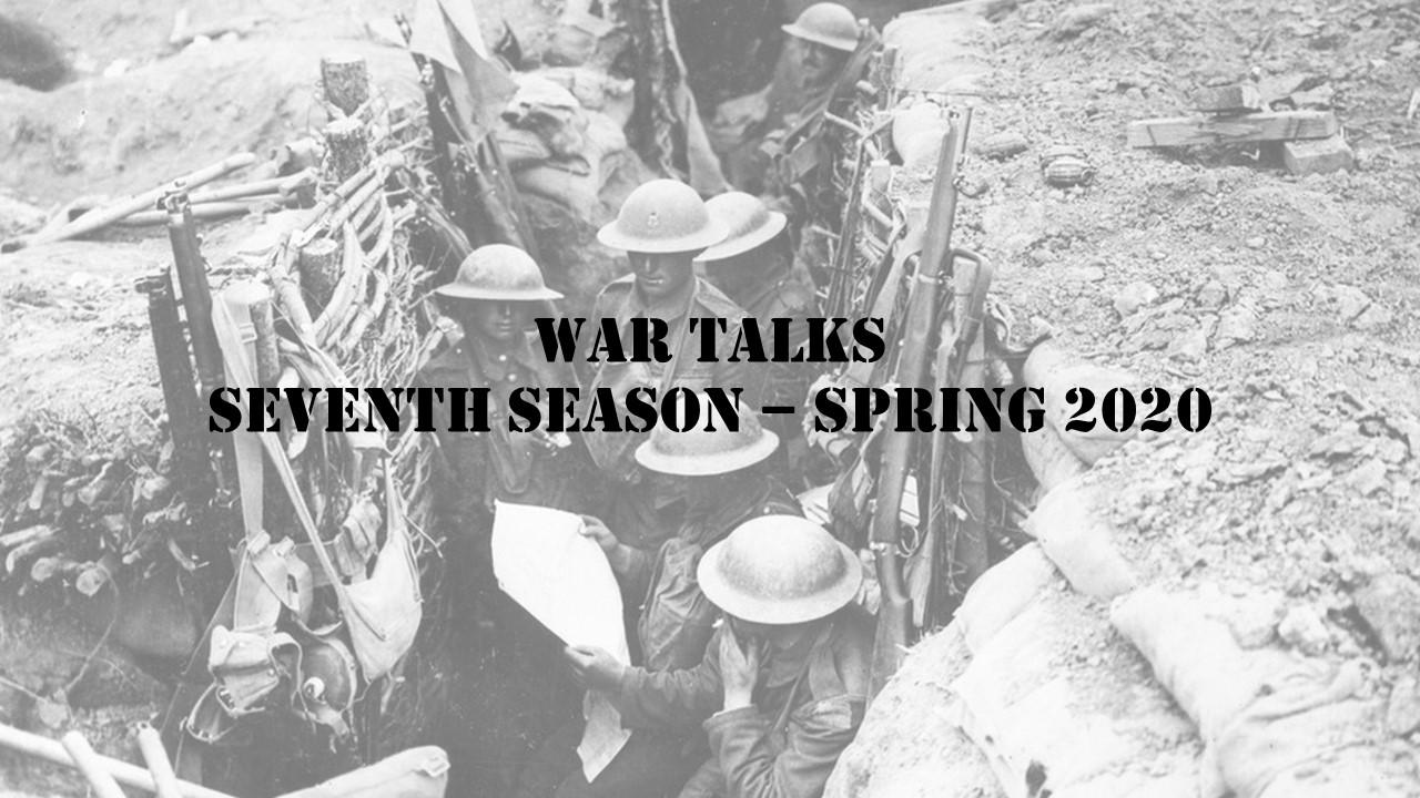 War Talks Series 7